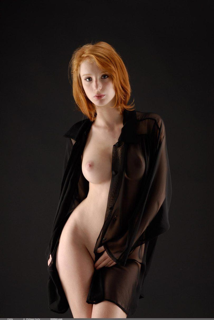 orange-hair-women-naked-tits-mindy-nude