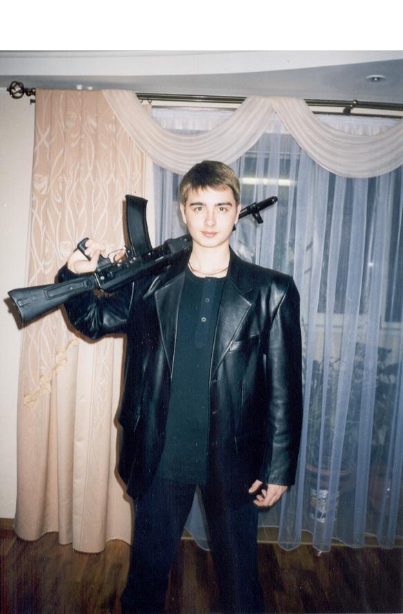 Я с ружьем.JPG